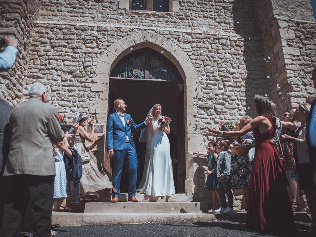 Le mariage de Sylvain et Camille à Tour-en-Bessin, Calvados 40