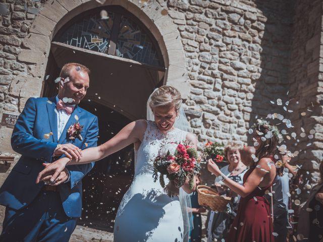 Le mariage de Sylvain et Camille à Tour-en-Bessin, Calvados 41