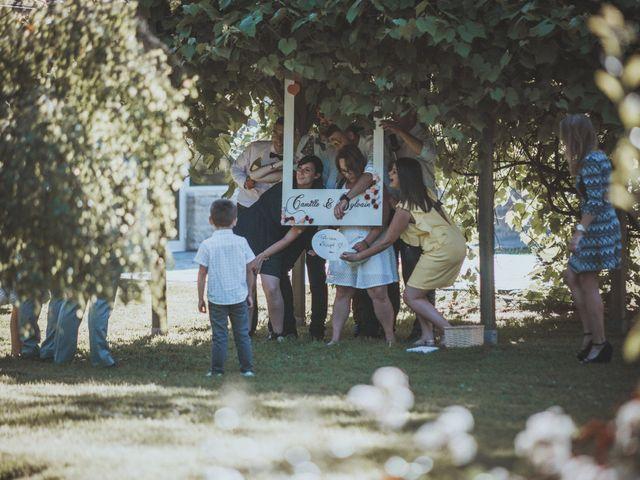 Le mariage de Sylvain et Camille à Tour-en-Bessin, Calvados 65