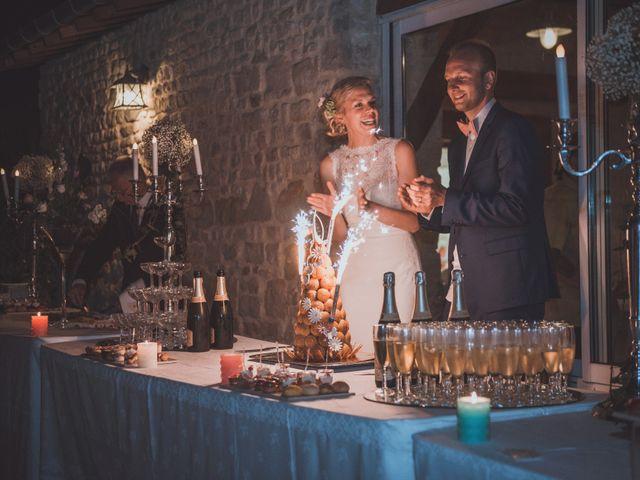 Le mariage de Sylvain et Camille à Tour-en-Bessin, Calvados 82
