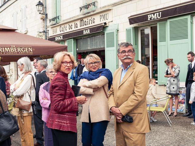 Le mariage de Florent et Marine à Loches, Indre-et-Loire 1
