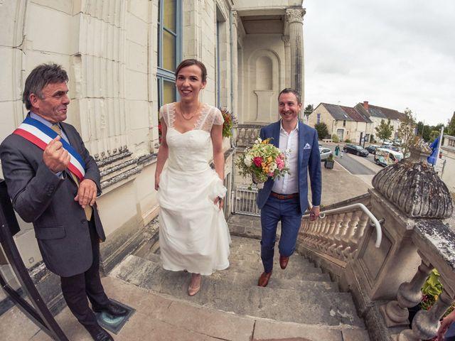Le mariage de Florent et Marine à Loches, Indre-et-Loire 2
