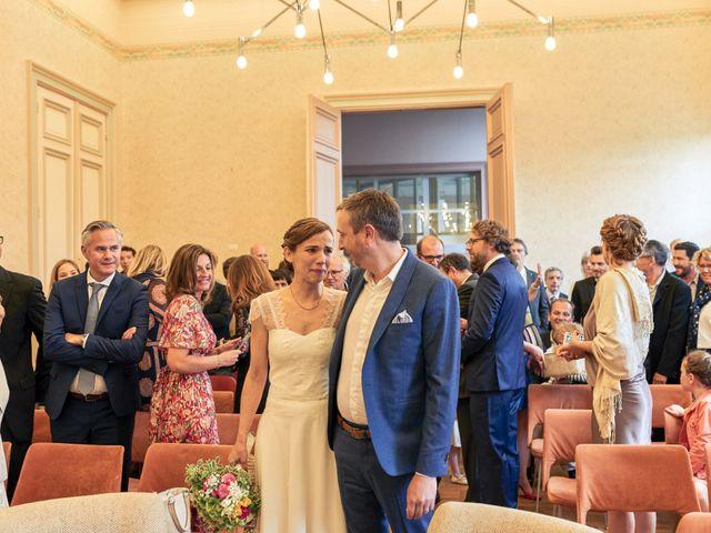 Le mariage de Florent et Marine à Loches, Indre-et-Loire 3