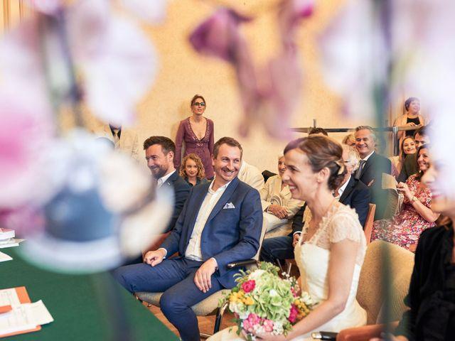 Le mariage de Florent et Marine à Loches, Indre-et-Loire 7