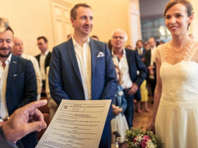 Le mariage de Florent et Marine à Loches, Indre-et-Loire 9