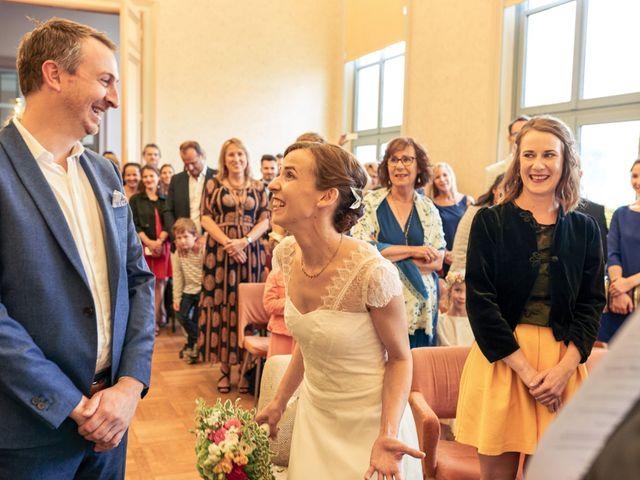 Le mariage de Florent et Marine à Loches, Indre-et-Loire 10