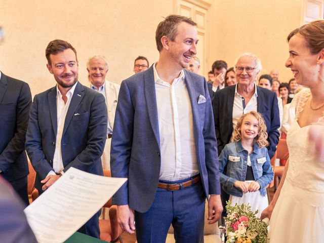 Le mariage de Florent et Marine à Loches, Indre-et-Loire 11