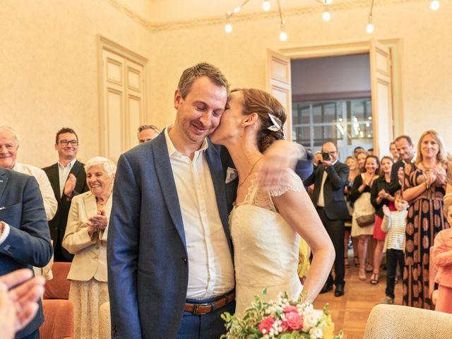 Le mariage de Florent et Marine à Loches, Indre-et-Loire 12
