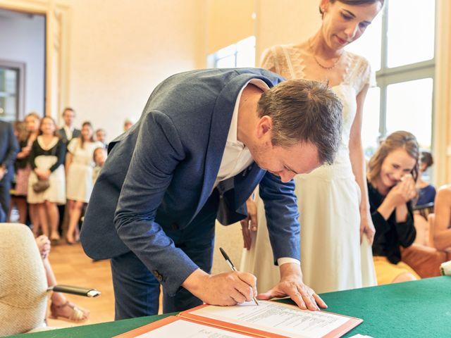Le mariage de Florent et Marine à Loches, Indre-et-Loire 14
