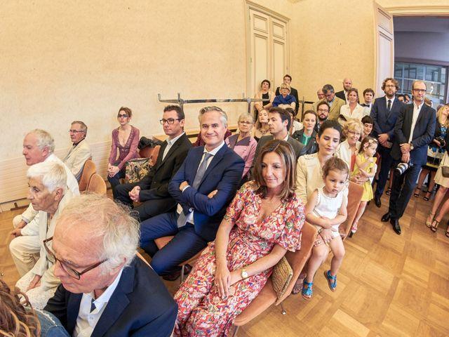 Le mariage de Florent et Marine à Loches, Indre-et-Loire 17