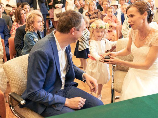 Le mariage de Florent et Marine à Loches, Indre-et-Loire 21
