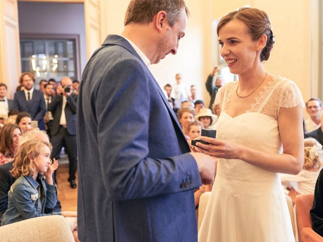 Le mariage de Florent et Marine à Loches, Indre-et-Loire 22