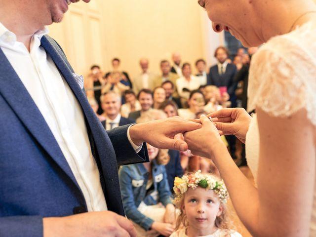 Le mariage de Florent et Marine à Loches, Indre-et-Loire 23