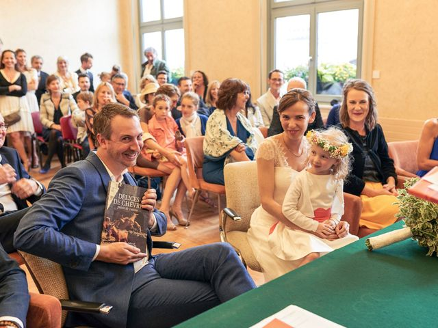 Le mariage de Florent et Marine à Loches, Indre-et-Loire 25