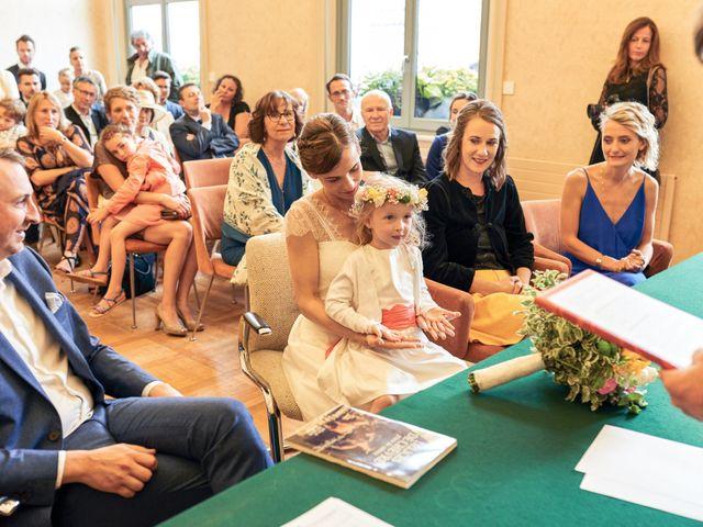 Le mariage de Florent et Marine à Loches, Indre-et-Loire 26