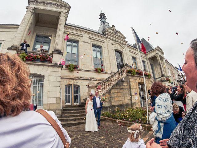 Le mariage de Florent et Marine à Loches, Indre-et-Loire 31