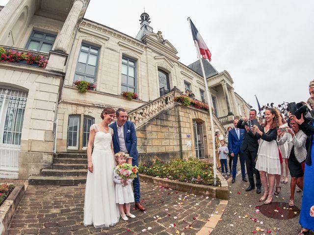 Le mariage de Florent et Marine à Loches, Indre-et-Loire 32