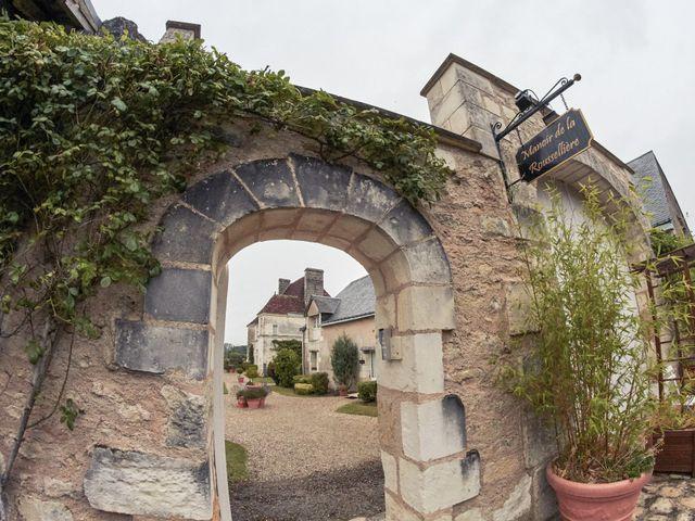 Le mariage de Florent et Marine à Loches, Indre-et-Loire 33