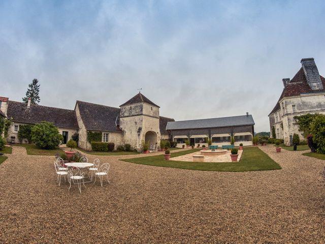Le mariage de Florent et Marine à Loches, Indre-et-Loire 34