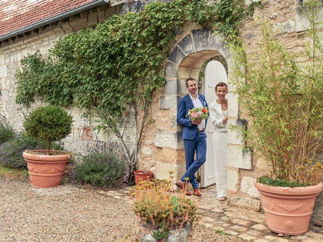 Le mariage de Florent et Marine à Loches, Indre-et-Loire 38