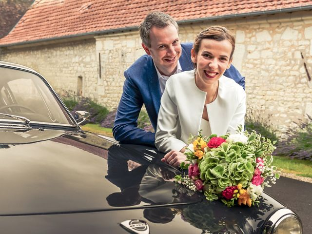 Le mariage de Florent et Marine à Loches, Indre-et-Loire 41