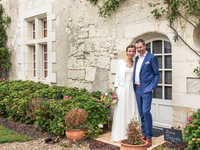 Le mariage de Florent et Marine à Loches, Indre-et-Loire 44