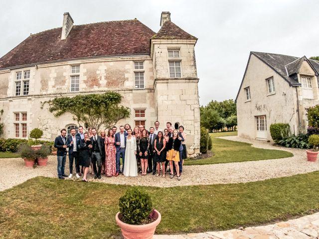 Le mariage de Florent et Marine à Loches, Indre-et-Loire 77