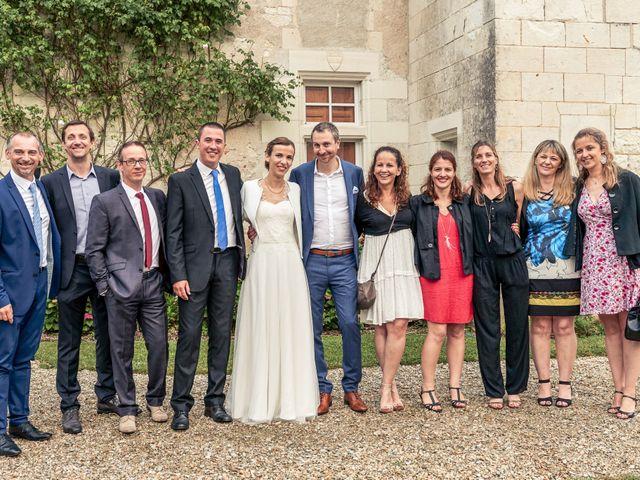 Le mariage de Florent et Marine à Loches, Indre-et-Loire 79