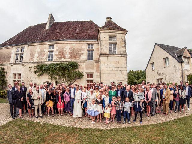 Le mariage de Florent et Marine à Loches, Indre-et-Loire 81