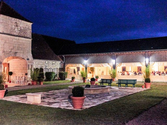 Le mariage de Florent et Marine à Loches, Indre-et-Loire 90