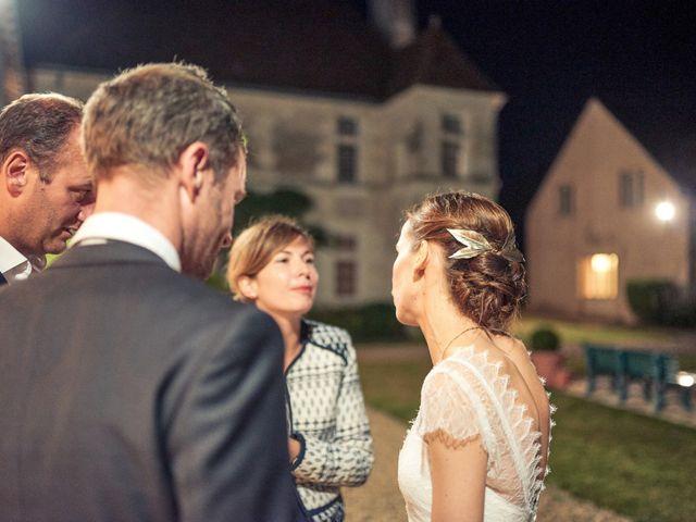 Le mariage de Florent et Marine à Loches, Indre-et-Loire 91