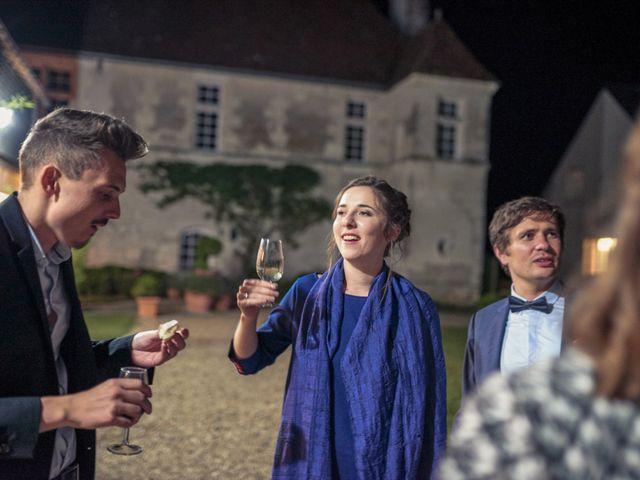 Le mariage de Florent et Marine à Loches, Indre-et-Loire 101