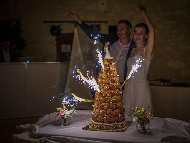 Le mariage de Florent et Marine à Loches, Indre-et-Loire 103