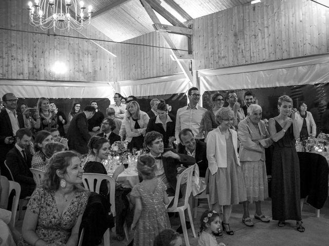 Le mariage de Florent et Marine à Loches, Indre-et-Loire 105