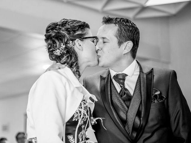 Le mariage de Tiphaine et Christophe
