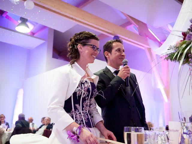 Le mariage de Christophe et Tiphaine à Saint-Genest-d'Ambière, Vienne 65