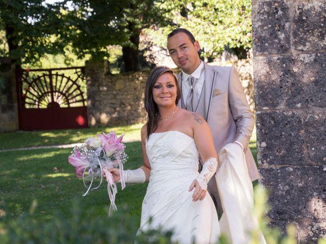 Le mariage de Laetitia et François