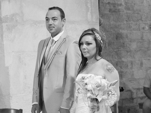 Le mariage de François et Laetitia à Mouton, Charente 20