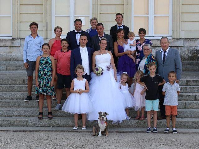 Le mariage de Julien et Chloë à Herbignac, Loire Atlantique 2