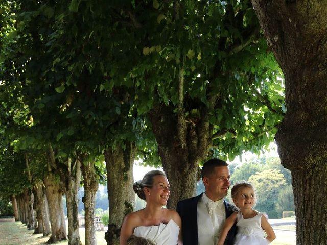 Le mariage de Julien et Chloë à Herbignac, Loire Atlantique 4