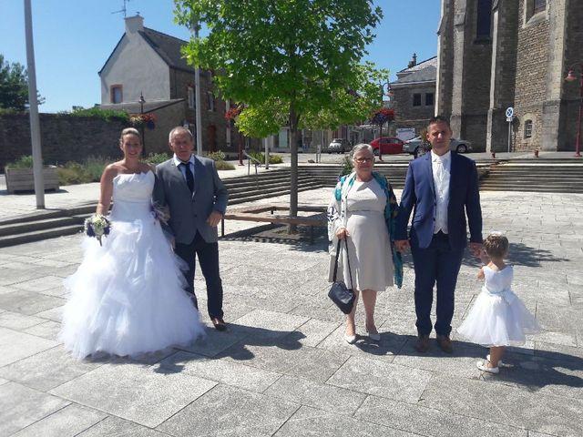 Le mariage de Julien et Chloë à Herbignac, Loire Atlantique 5
