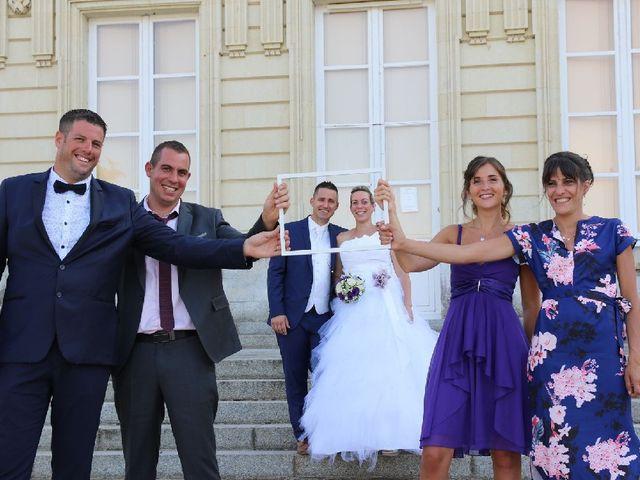 Le mariage de Julien et Chloë à Herbignac, Loire Atlantique 8
