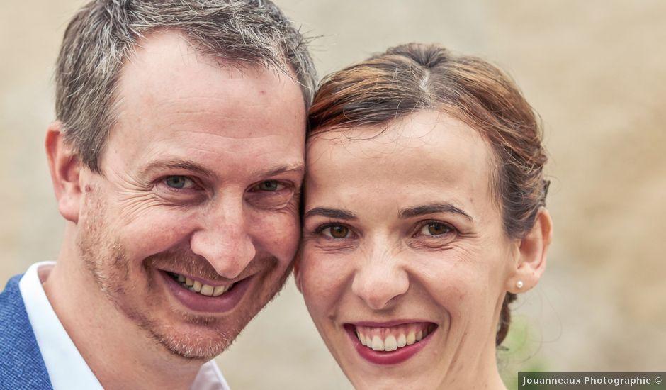Le mariage de Florent et Marine à Loches, Indre-et-Loire