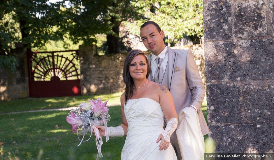 Le mariage de François et Laetitia à Mouton, Charente
