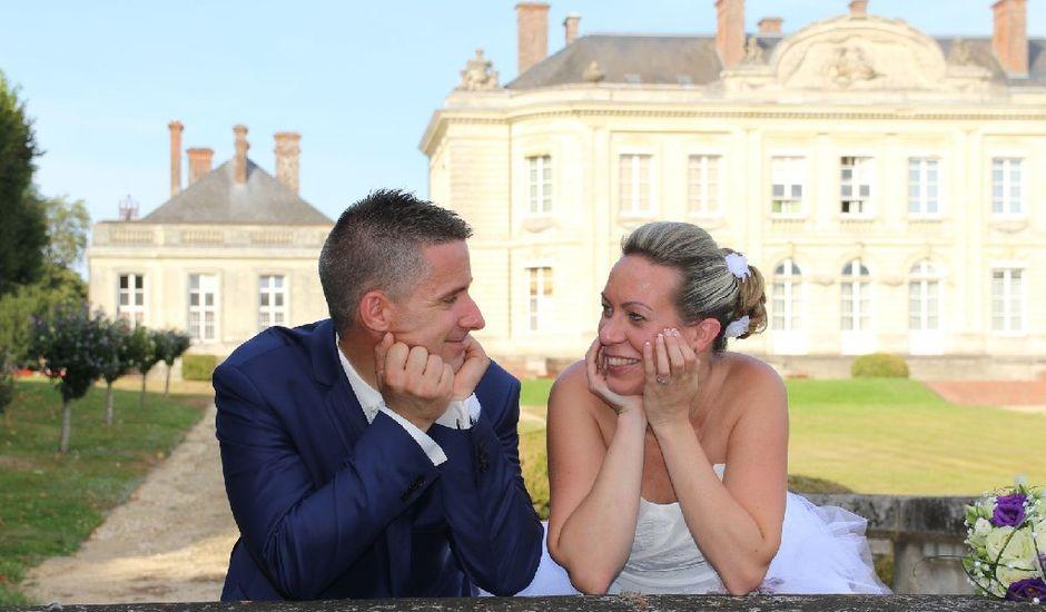 Le mariage de Julien et Chloë à Herbignac, Loire Atlantique