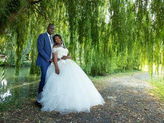 Le mariage de Inna et Djibril