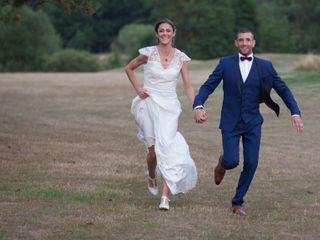 Le mariage de Cécilia et Anthony