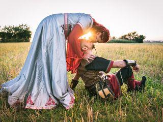 Le mariage de Angélique et Jean-Charles