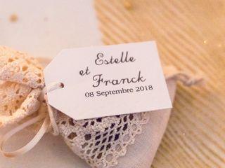 Le mariage de Estelle et Framck 3