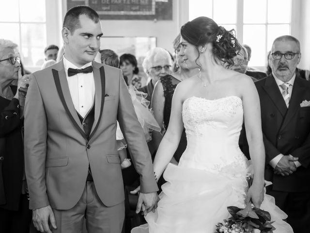 Le mariage de Alexandre et Lauriane à Brueil-en-Vexin, Yvelines 75